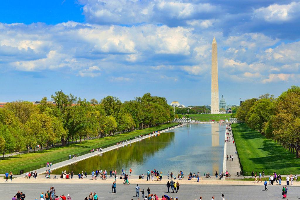 National Mall Washington usa