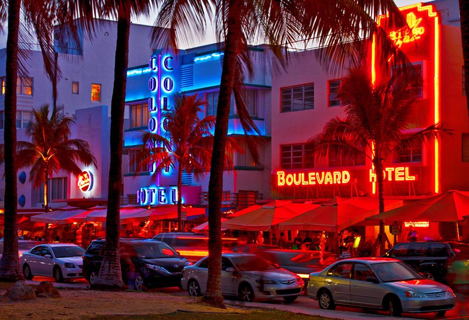 south beach district