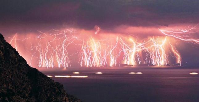 Вечный шторм