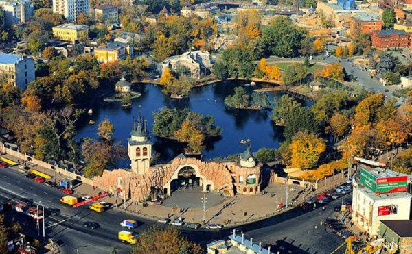 Топ-10 зоопарков России