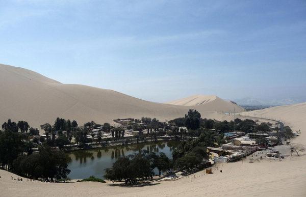Легендарные достопримечательности Перу