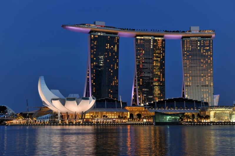 25 Marina Bay Sands