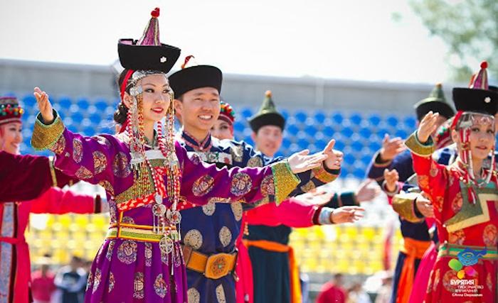 Российские праздники: от Карелии до Камчатки