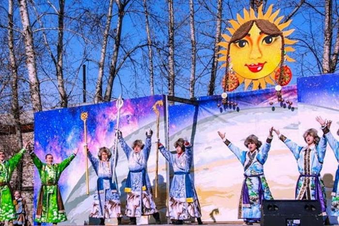 Хакасия: Новый год Чыл-Пазы