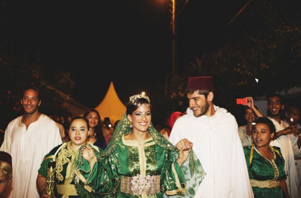 Марокко: ночное торжество