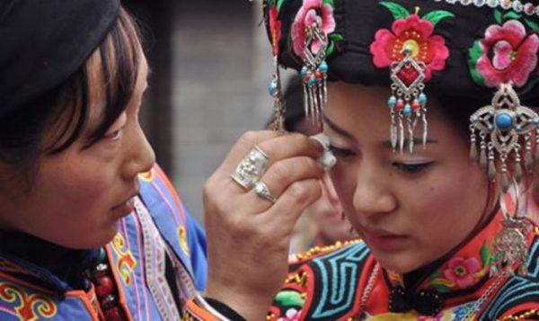 Китай: плач