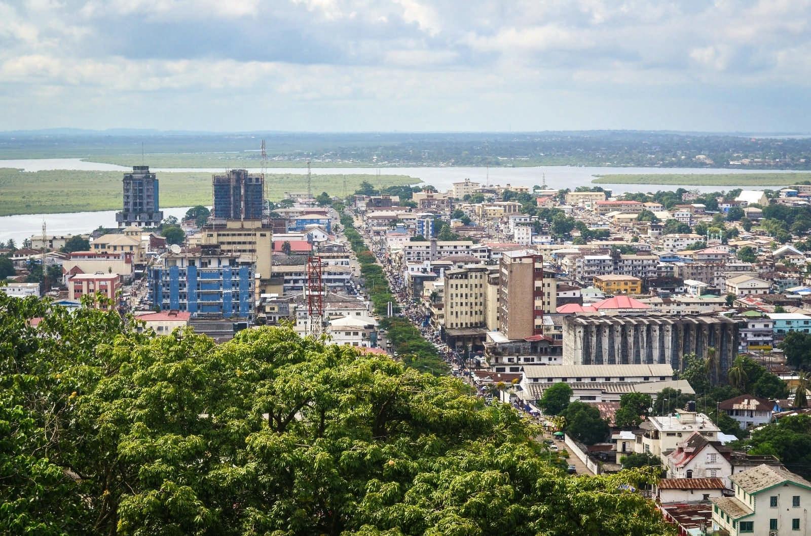 либерия монровия фото перепонки