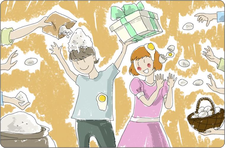 традиции празднования дня рождения