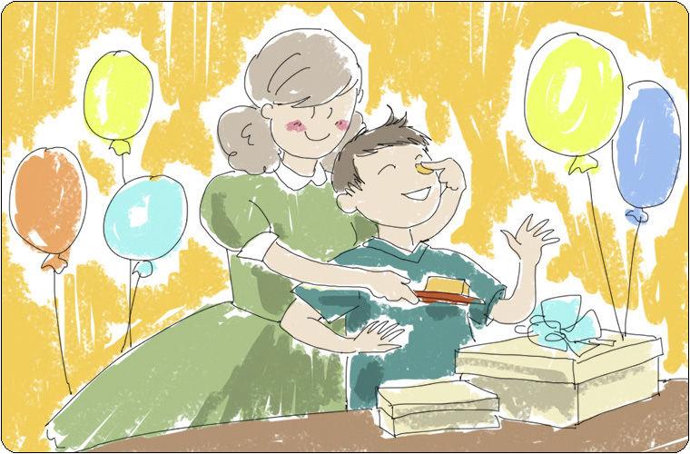 Необычные традиции празднования дня рождения