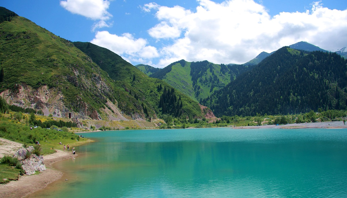 Красоты Киргизии