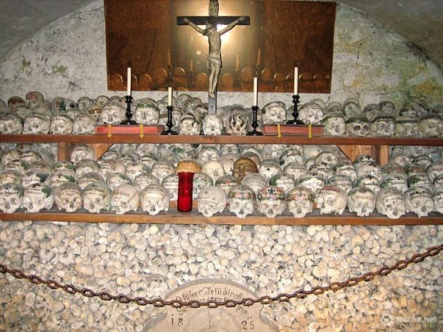 Гальштат кладбище