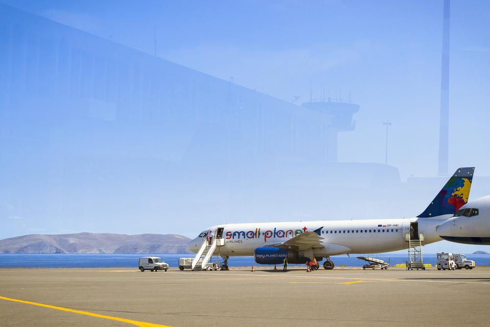 Международный аэропорт Ираклион «Никос Казандзакис», Греция