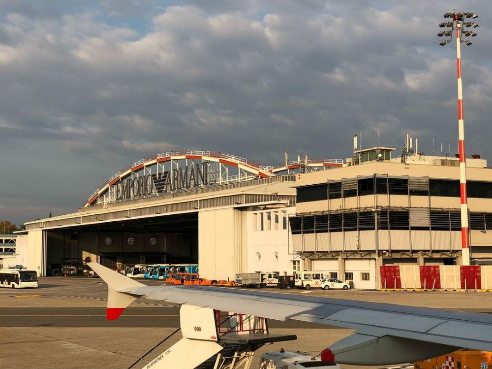 Международный аэропорт Милан Линате имени Энрико Форланини, Италия