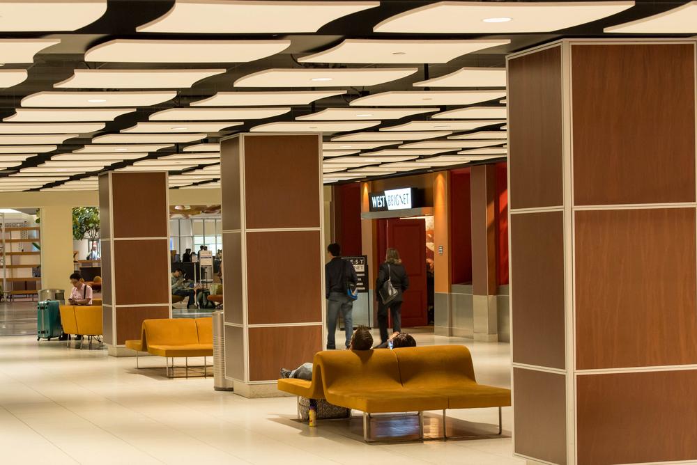 Аэропорт Новый Орлеан Луи Армстронг, США