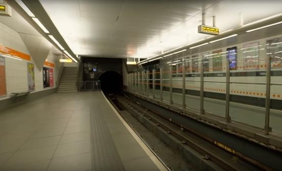 Глазго метро
