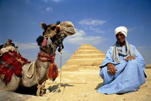 Встреча с бедуинами