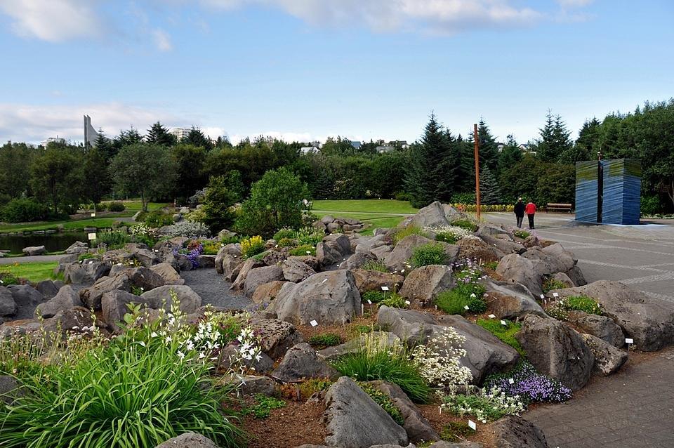 Рейкьявик ботанический сад