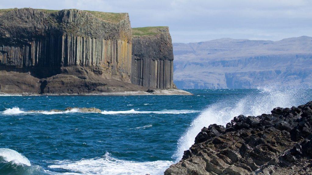 Внешние Гебриды, Шотландия 2019 туристический