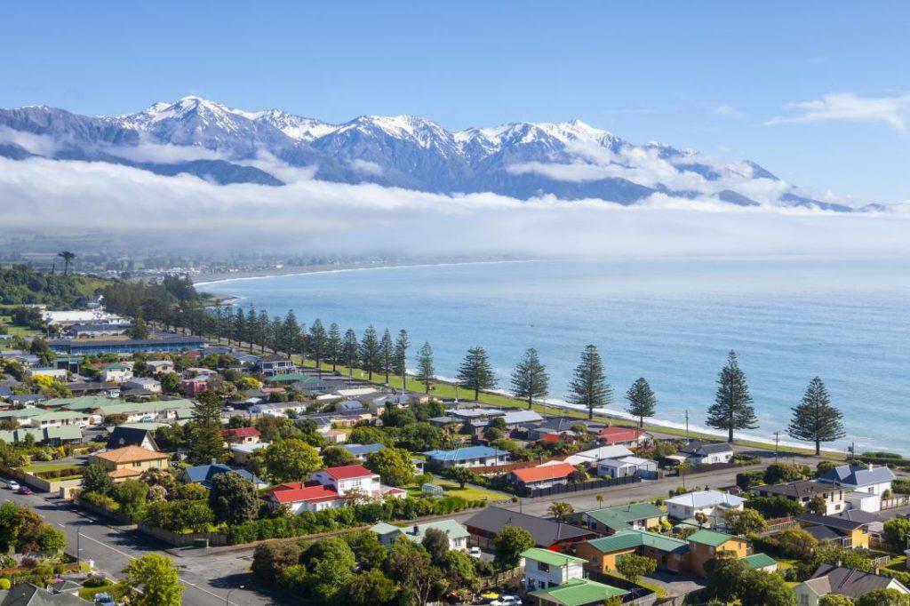 Каикоура, Новая Зеландия