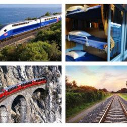 Как путешествовать по Европе на поездах