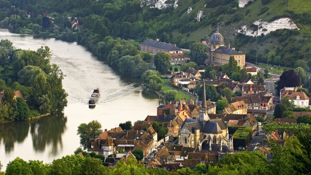 Нормандия, Франция 2019 туристический