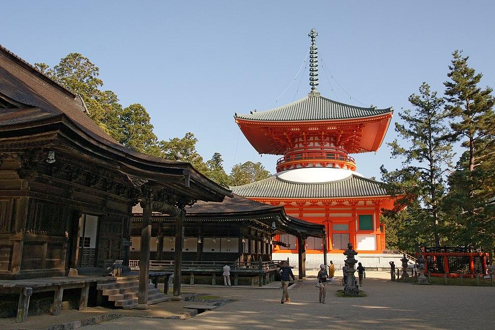 Префектура Вакаяма, Япония 2019 туристический