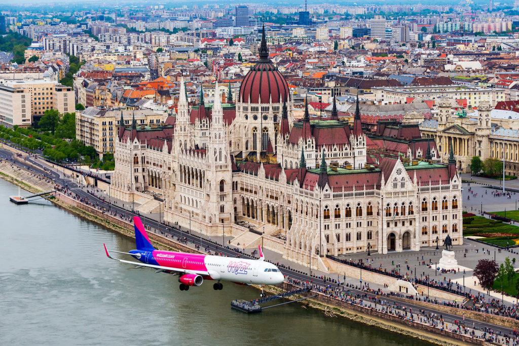 самолет в Будапешт