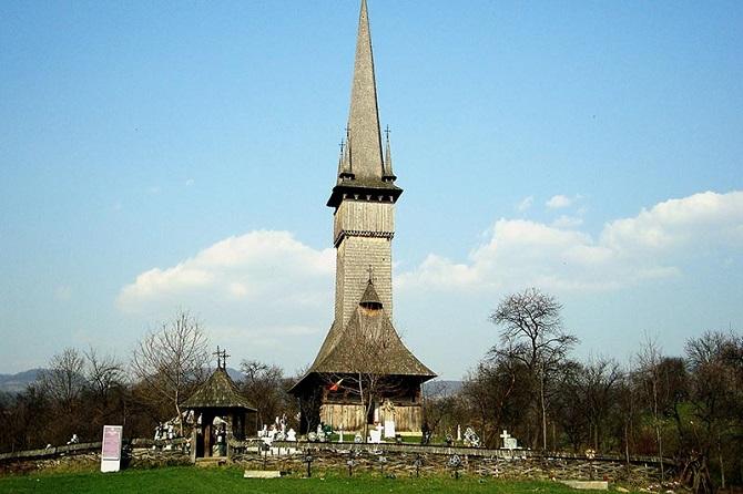 церковь Plopiş