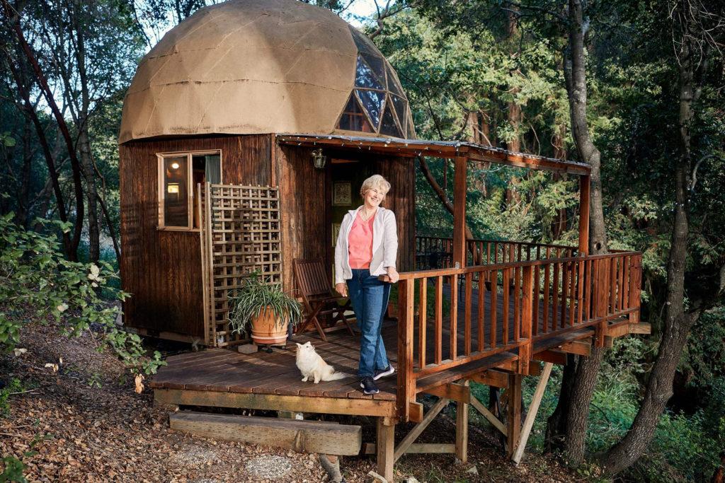 дом-«гриб» в Эптосе популярные дома