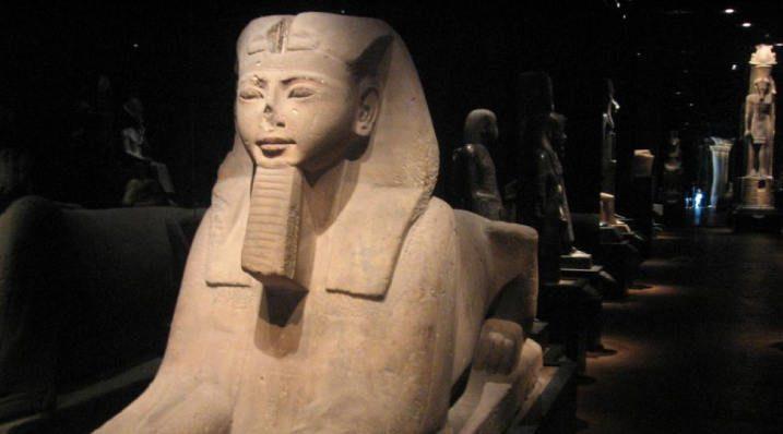 ватикан музей египта