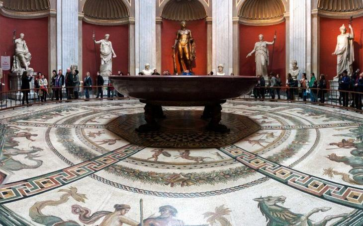Музей Пио-Клементино Ватикан