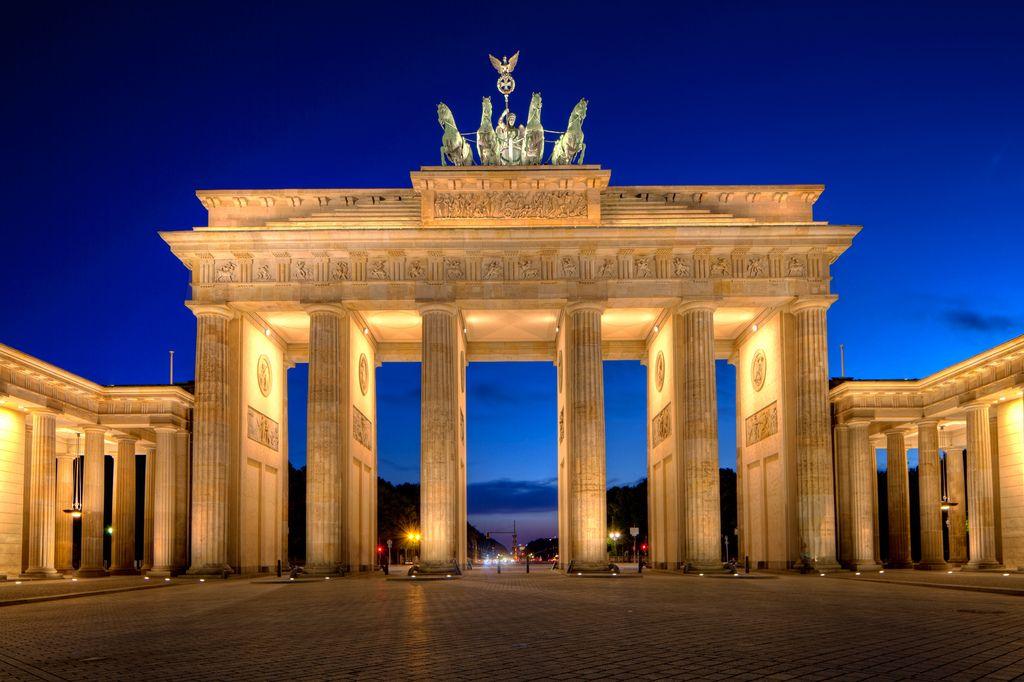 ворота Германии