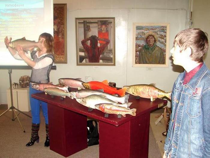 музей Петропавловск-Камчатский