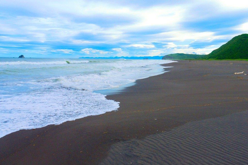 халактырский пляж на камчатке фото здоровый активный