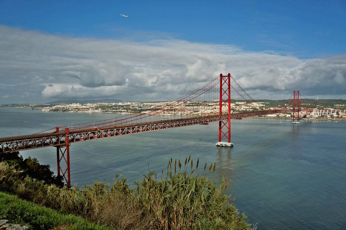 выбирают для самый большой мост в португалии фото цветет