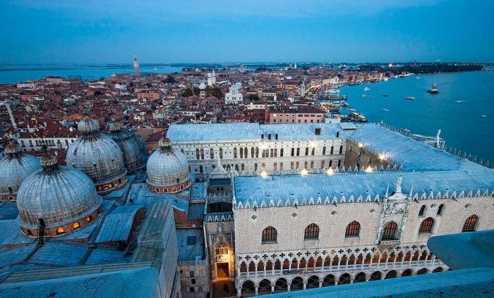 Идеальный день в Венеции. Дворец дожей