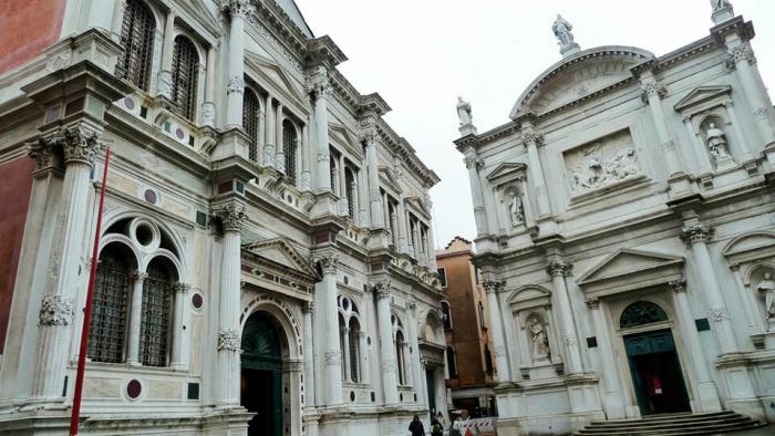 Идеальный день в Венеции. Церковь и Скуола Сан Рокко