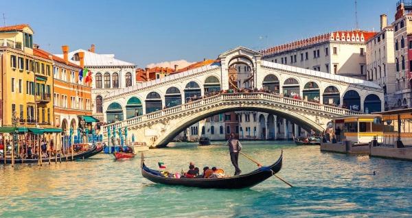 Идеальный день в Венеции