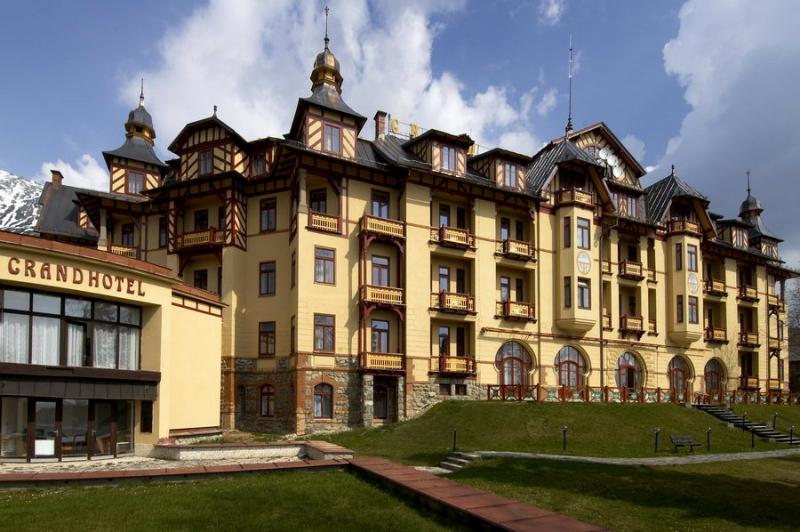 Гранд-отели