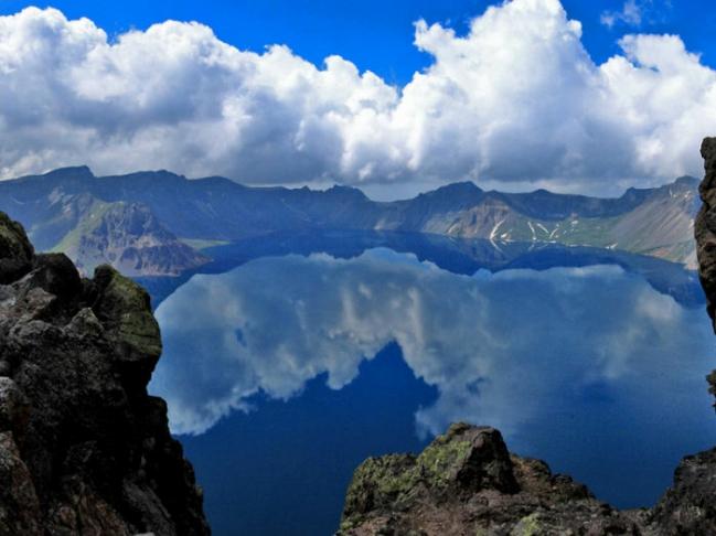 Места Китая, закрытые от посторонних Китай Озеро Чхонджи