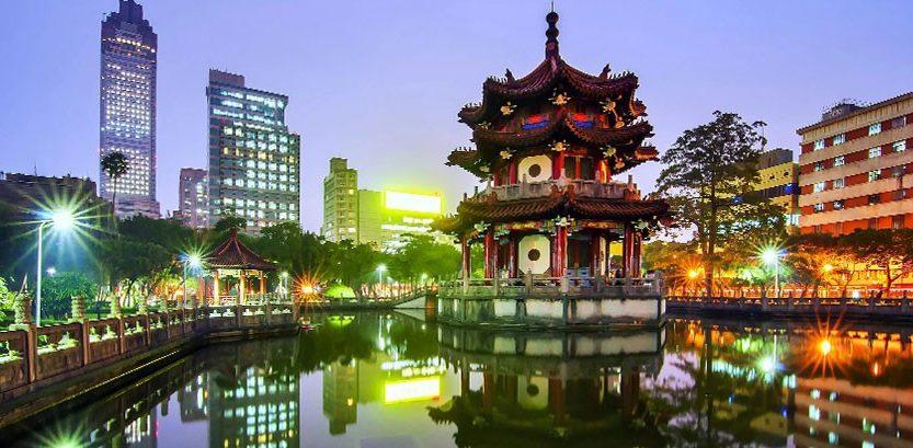Путешествие на остров Тайвань