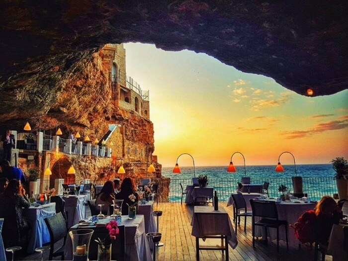 Необычные рестораны мира