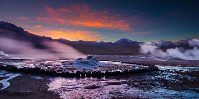 долина гейзеров Эль-Татио