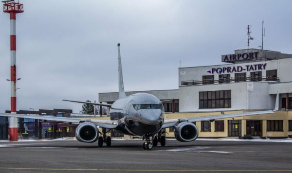 аэропорт Попрад-Татры