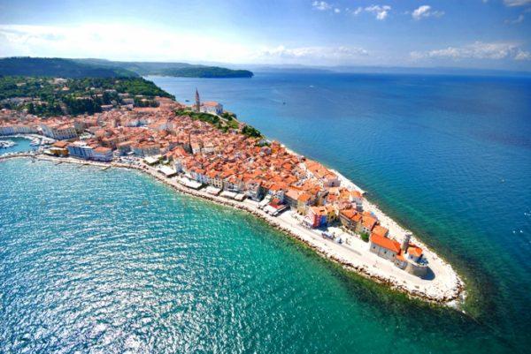 8 лучших мест в Словении, которые вы должны увидеть Пиран-Словения