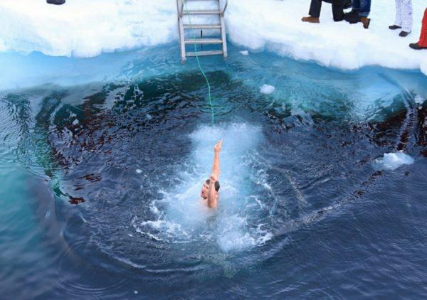 воды Северного Ледовитого океана