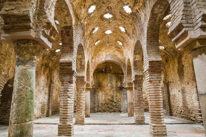 Арабские бани – Banos Arabes