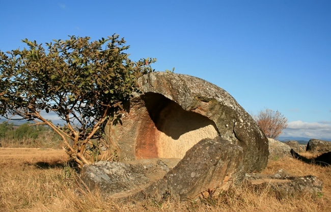 каменный сосуд
