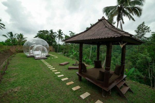 Отдых в пузыре: пять баббл-отелей