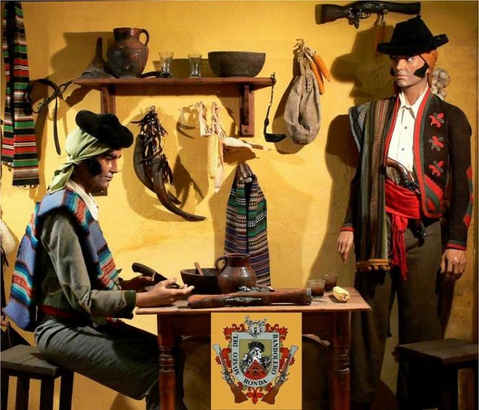 Необычный Музей бандитов – Museo del Bandolero